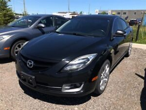 2012 Mazda Mazda6 GT LEATHER, BOSE, SUNROOF, HEATED SEATS, BLIND