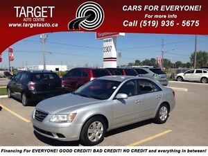 2009 Hyundai Sonata Very Clean Great on Gas