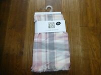 New Debenhams The Collection Scarf pink scarf