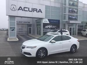 2016 Acura TLX Tech 4 cylinder Tech