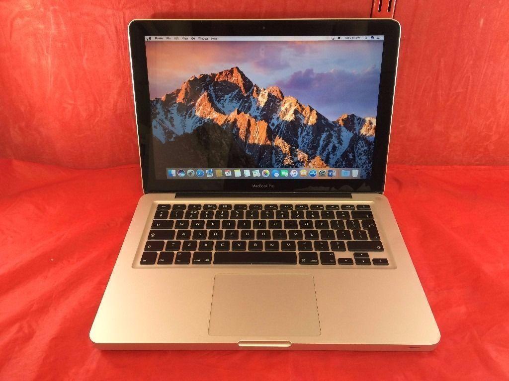 "Apple MacBook Pro A1278 13.3"", 2011, 750GB, i5 Processor, 6GB RAM +WARRANTY, NO OFFERS, L117"