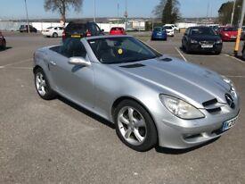 Mercedes SLK 200 Convertible Low Mileage