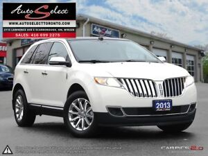2013 Lincoln MKX AWD ONLY 75K! **TECHNOLOGY PKG** CLEAN CARPROOF