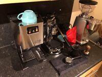 Gaggia Classic coffee machine espresso