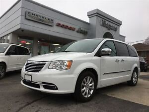 2016 Chrysler Town & Country LIMITED,LEATHER,PWR DOORS,LIFTGATE,