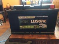 AGM Motorhome Camper Van Leisure Battery LP100 100ah 12v