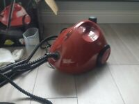 Polti steam cleaner all parts great on carpets etc and also if you need to defrost your freezer