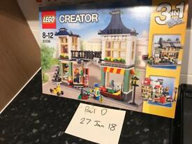31036 LEGO Creator Toy and Grocery Store 3in1