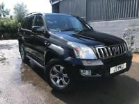 2009 Toyota Land-Crusier Invincible 4X4 Stunning Jeep TOP SPEC FINANCE AVAILABLE