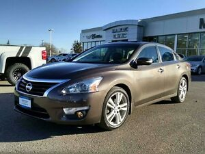 2013 Nissan Altima Sdn V6 CVT 3.5 SL *Nav* *Blind Side* *Heated