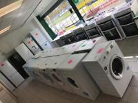 New graded discount appliances come with full manufacturing guarantee