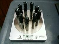 2kg tungsten carbide drill bits used
