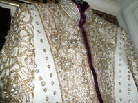 Men's Heavy Weight Swarovski Sherwani