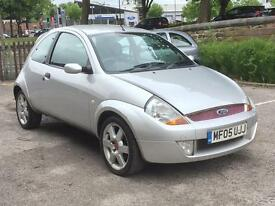 2005 FORD KA SPORT 1.6 * LONG MOT * LOW MILES * SPARES & REPAIRS * REQUIRES ATTENTION