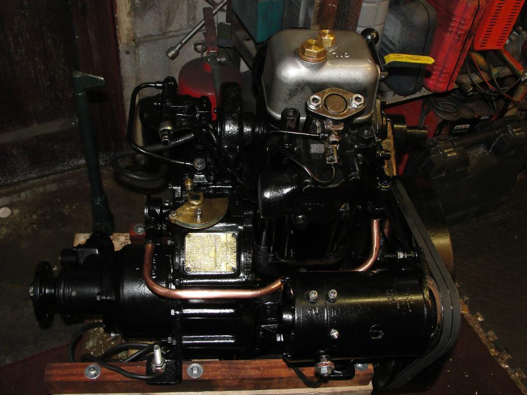 Volvo penta md 1 starting jhe auctions volvo penta md1 78 hp marine diesel engine publicscrutiny Images