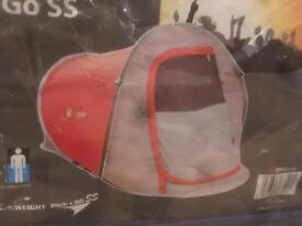Pitch and go tent by hi gear