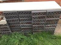 Engineering brick blocks ibstock