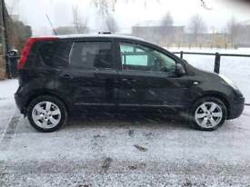 Nissan NOTE MPV 2007 1.5 Automatic 5 door hatchback