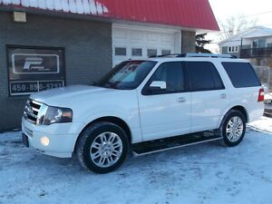 2011 Ford Expedition Limited 8 PASSAGERS TOIT+ NAV CLEAN CARPROO