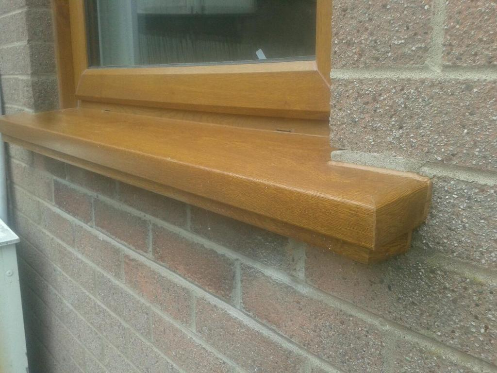 Replace exterior window sill nose 28 images help with window sills windows siding and doors - Painting window sills exterior set ...