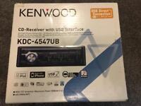 Kenwood KDC-4547UB Car Stereo