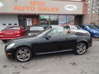 2006 Lexus SC 430 HARD TOP CONVERTIBLE Premium Leather much more