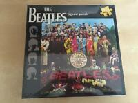 The Beatles Sgt peppers 1000 piece jigsaw sealed brand new