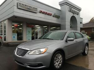 2014 Chrysler 200 LX,LOW K,LOCAL TRADE,IN GREAT SHAPE!