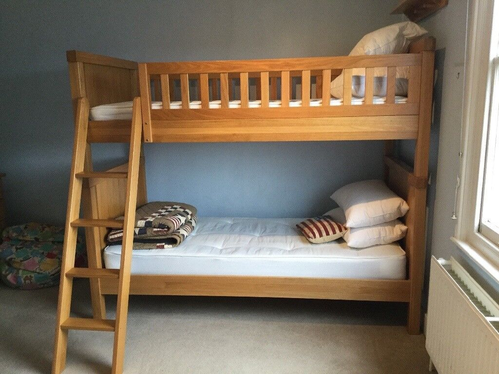 Aspace Charterhouse Beech Bunk Bed For Sale In Hitchin