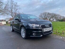 image for Audi A1 TFSI 1.2 Petrol Manual 3 Door Hatchback Black 2014 Fantastic