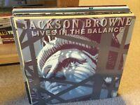 Jackson Browne vinyl selection lee on solent