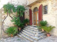 16th C Villa apartment + garden Florence Italy Long term rental
