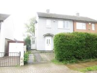 2 BED SEMI TO LET IN HOLMEWOOD