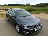 2012 (62 Plate) Volkswagen Passat 2.0 TDI BlueMotion Tech SE, Full VW History