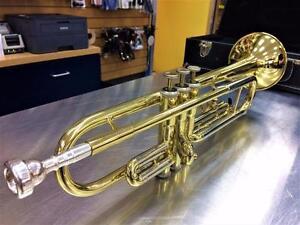 Trompette BESSON modèle 609   ***excellente condition***  #F020842