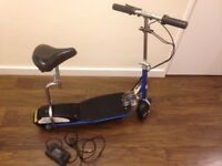 Electric scooter - good condition