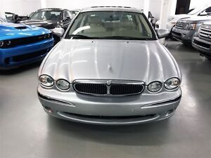 2002 Jaguar X-Type 2.5L