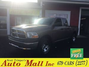 2010 Dodge Ram 1500 ST With 5.7 Hemi