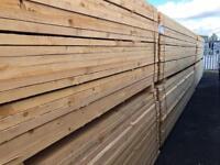 🐛 3.9M Scaffold Boards/ Planks X 100 ~ New