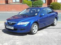2004 MAZDA 6 2.0 TS ++ MOT JANUARY 2017 ++
