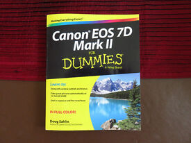 Dummies Guide to the Canon EOS 7D MK11