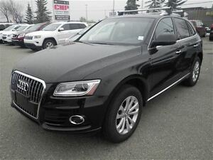 2016 Audi Q5 2.0T Premium AWD Leather NAV Back UP CAM