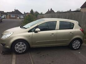 2007 Automatic Vauxhall Corsa 1.4-Perfect Drive Low Mileage