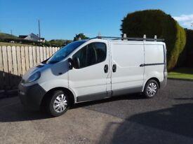 Vauxhall Vivero Panel Van