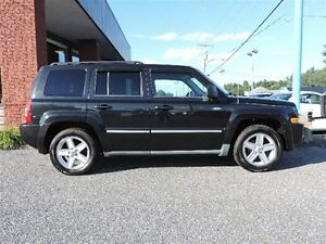 2010 Jeep Patriot NORTH EDITION AWD MANUEL