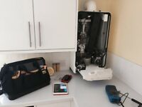 Semi-retired gas plumber. Available at short notice - boiler service/repair, cookers, hobs, heating