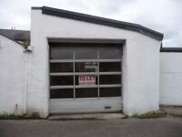 Secure Workshop / Commercial Unit - Available Immediately - Rent Free Incentive Available