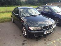 BMW E46 330i £995 Ono
