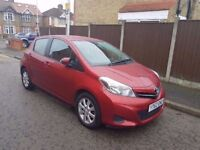 TOYOTA YARIS MINT CONDITION HPI CLEAR 12 MONTH MOT VERY LOW MILES 32000