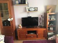 TV unit / bookcase cabinet
